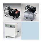 Jun-Air Oil-free Air Compressors with Receivers